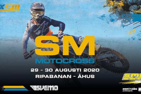 Bild - SM i Motocross