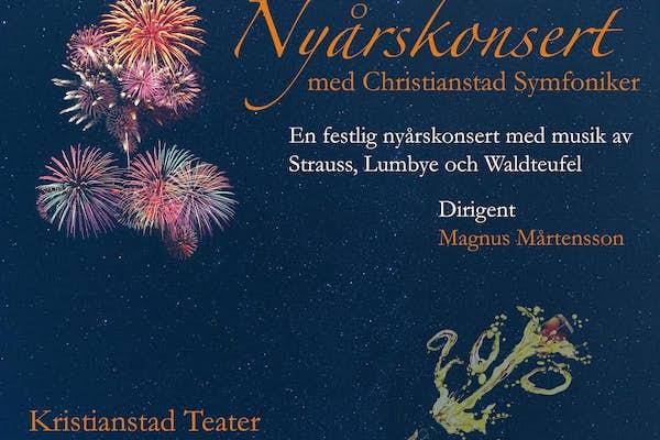 Bild - Nyårskonsert