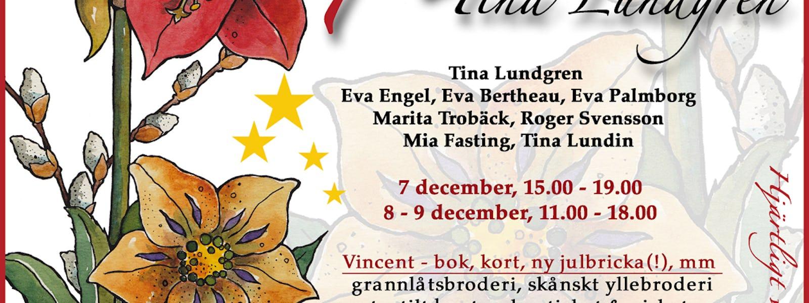 Bild - Advent hos Tina Lundgren