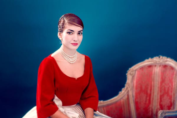 Bild - Maria by Callas: In her own words