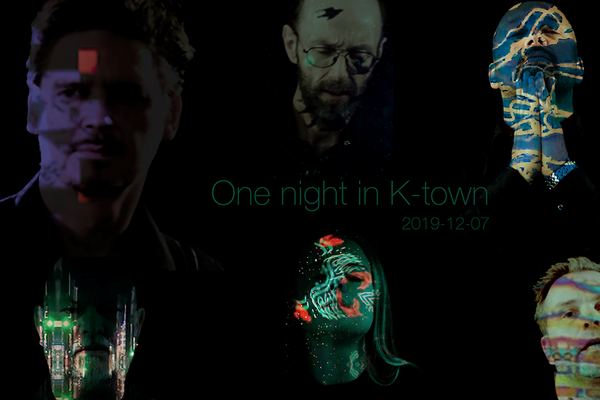 Bild - Dark Continent - One night in K-town