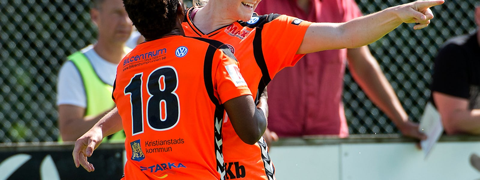 Bild - KDFF–Linköpings FC