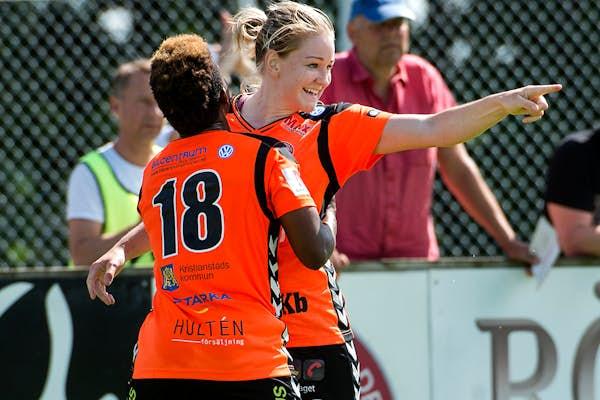 Bild - KDFF–FC Rosengård
