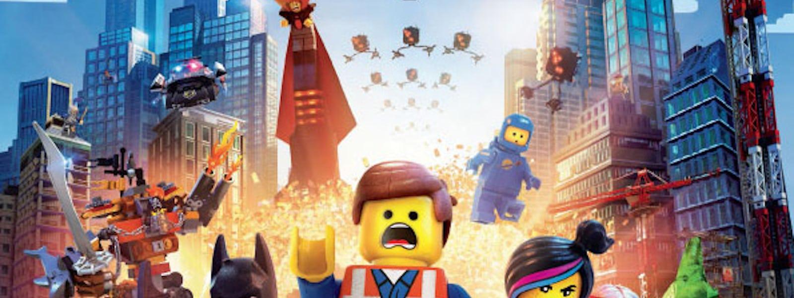 Bild - Bokskogsbio Lego-filmen