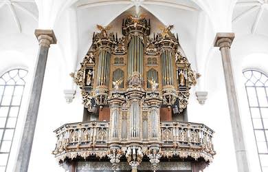 Bild - Orgelbaguette - lunch & orgeltoner