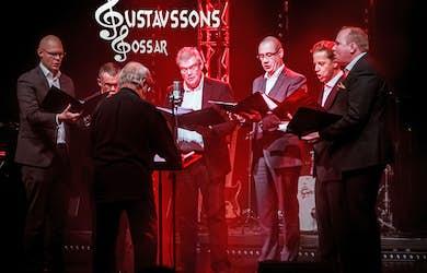 Bild - Gustavssons Gossar sjunger in våren