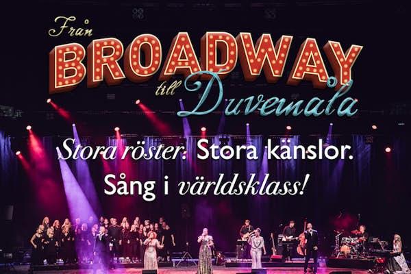 Bild - Från Broadway till Duvemåla, kl. 15.00