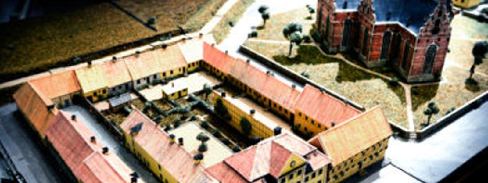 Bild - Guidning på Artillerimuseet
