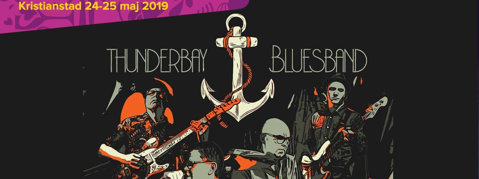 Bild - Thunderbay Bluesband
