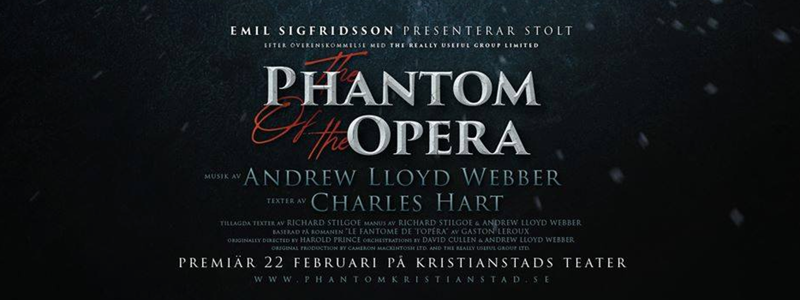 Bild - The Phantom Of the Opera