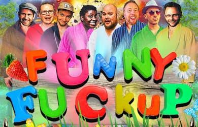 Bild - Standupturnén – Funny Fuckup