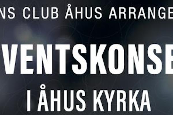 Bild - Adventskonsert i Åhus kyrka
