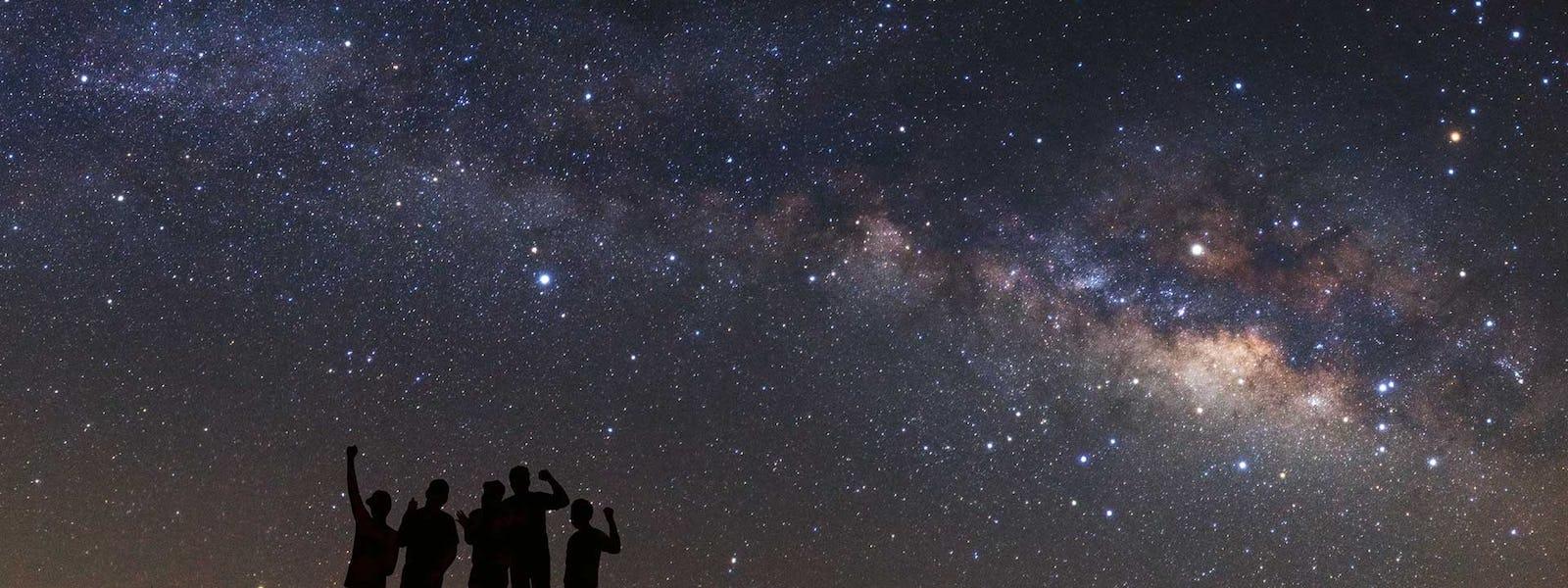 Bild - Stjärnförsöket