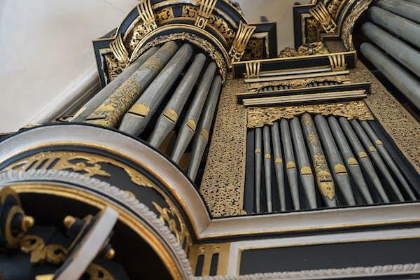 Bild - Orgelbaguette
