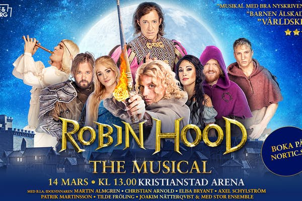 Bild - Robin Hood – The Musical