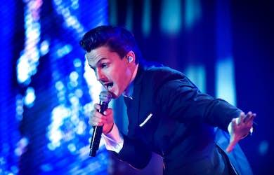 Bild - Melodifestivalen – genrep 1