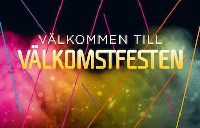 Bild - Melodifestivalen - Välkomstfesten