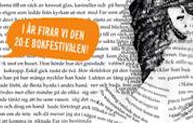 Bild - Bokfestival- mingel