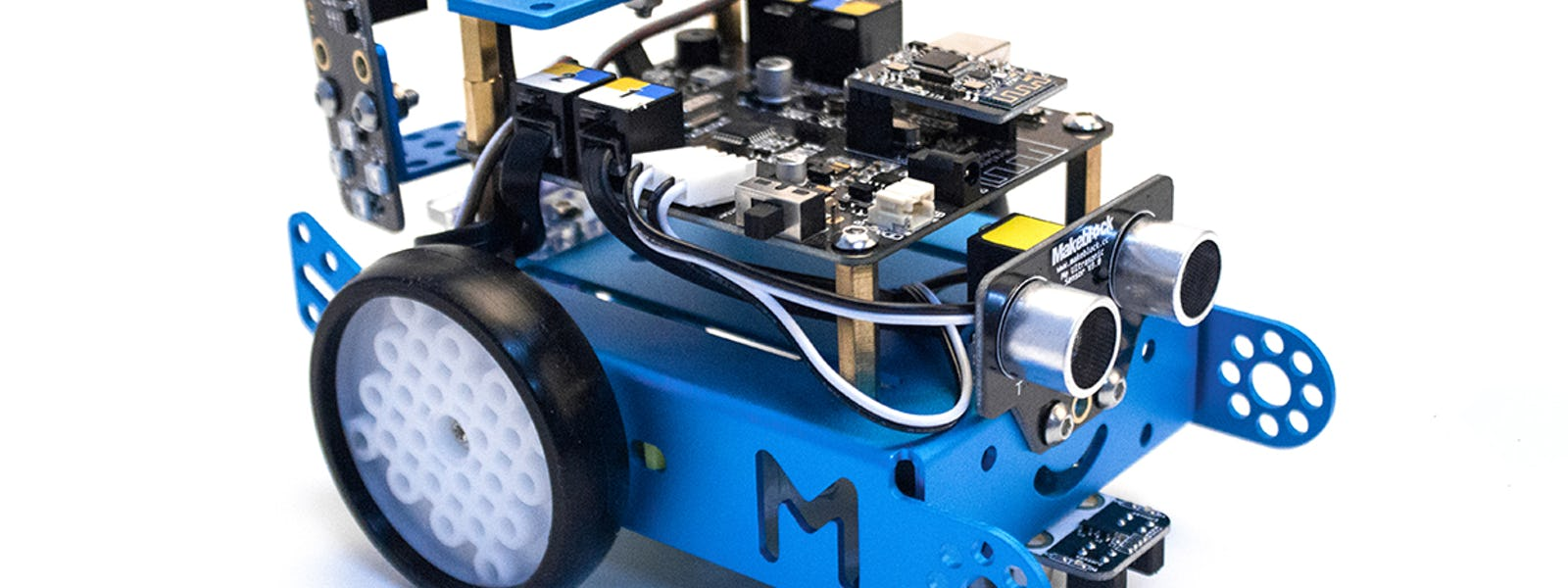 Bild - Workshop i robotprogrammering