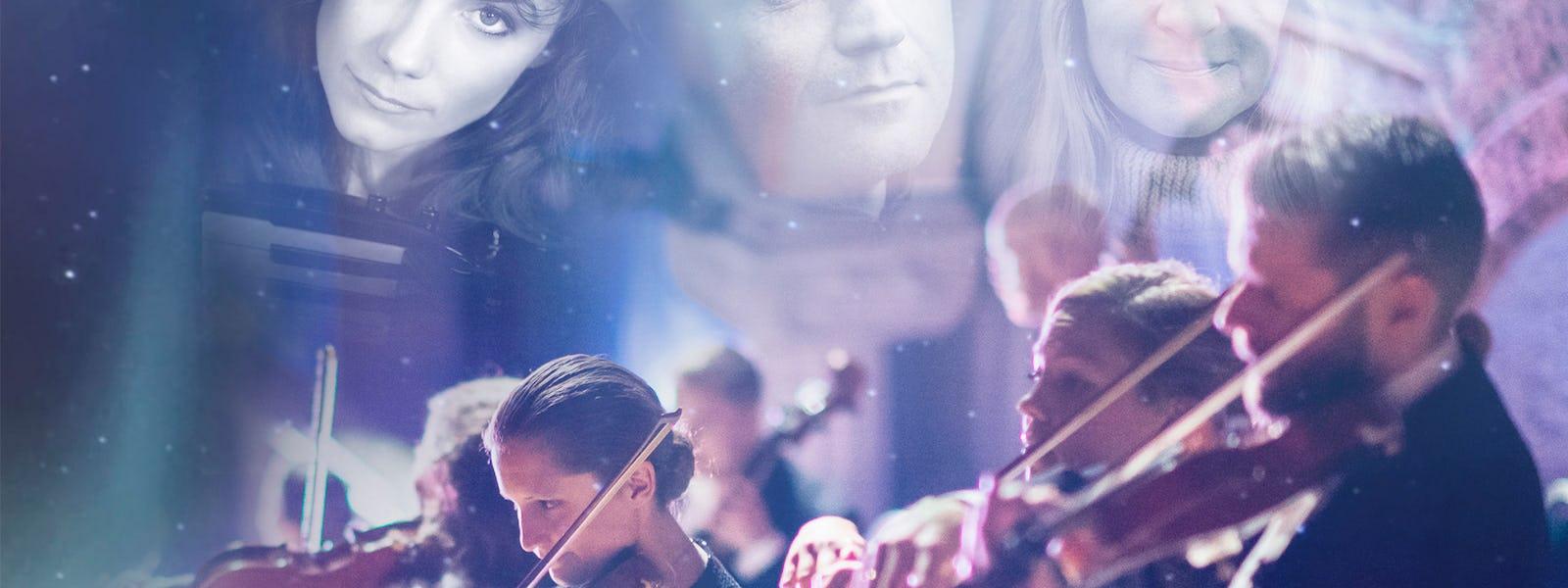Bild - Nobelgala – En hyllning till vintern med Musica Vitae och gäster.