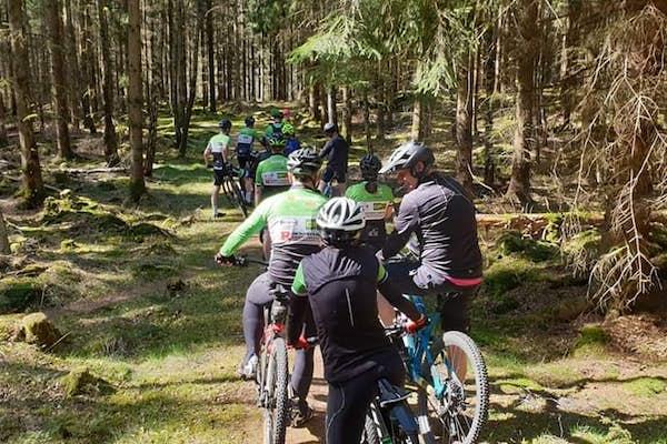 Bild - Guidad mountainbiketur för nybörjare