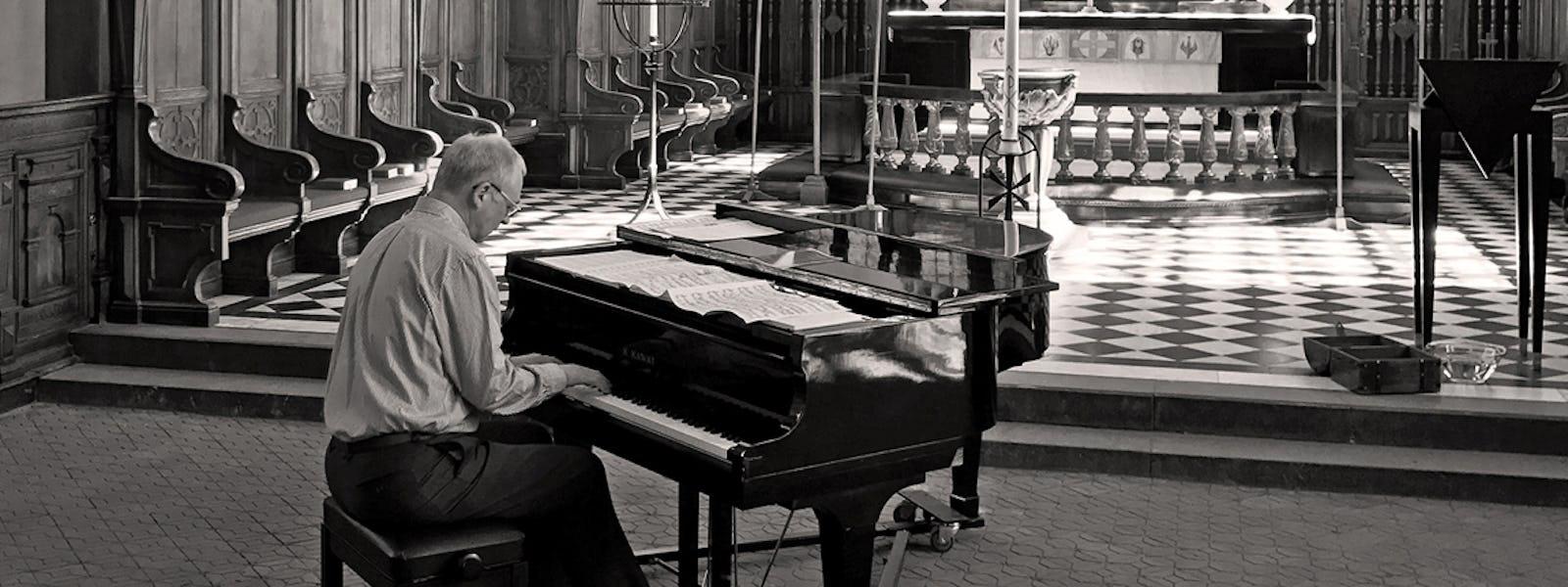 Bild - Pianokonsert
