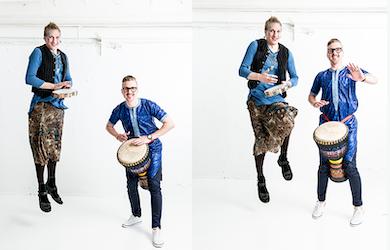 Bild - Trumattack – Emil och Andrea