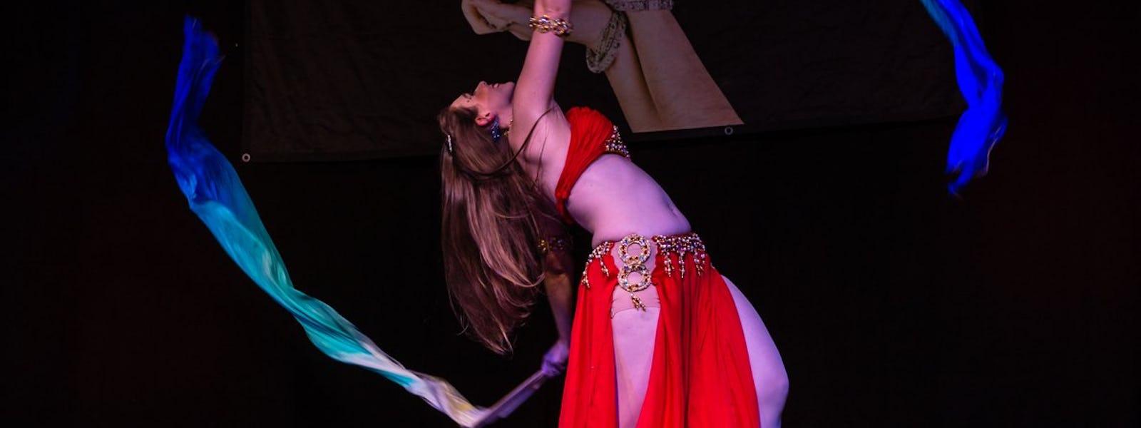 Bild - Orientalisk dans för nybörjare