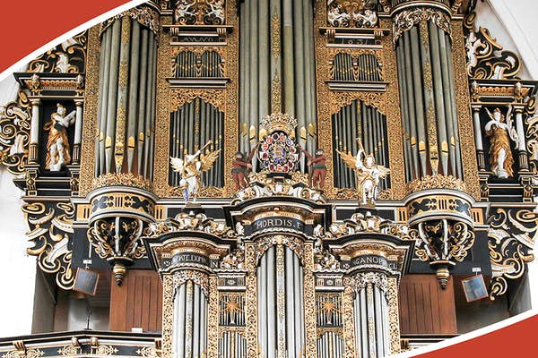 Bild - Orgelkonsert