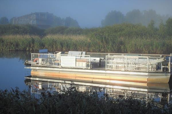 Bild - Inställd: Vattenriket med cykel och båt