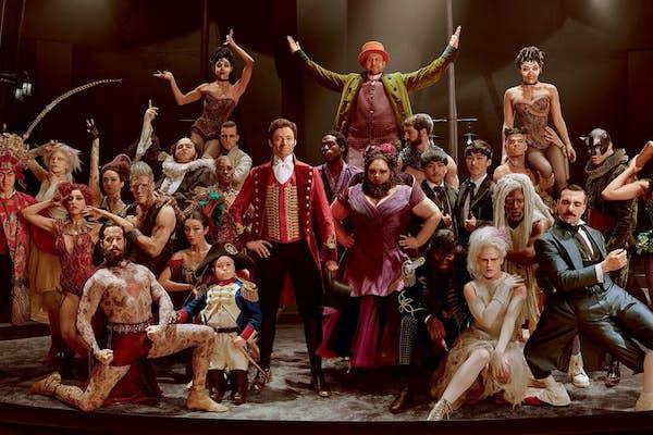 Bild - Barnvagnsbio: The Greatest Showman
