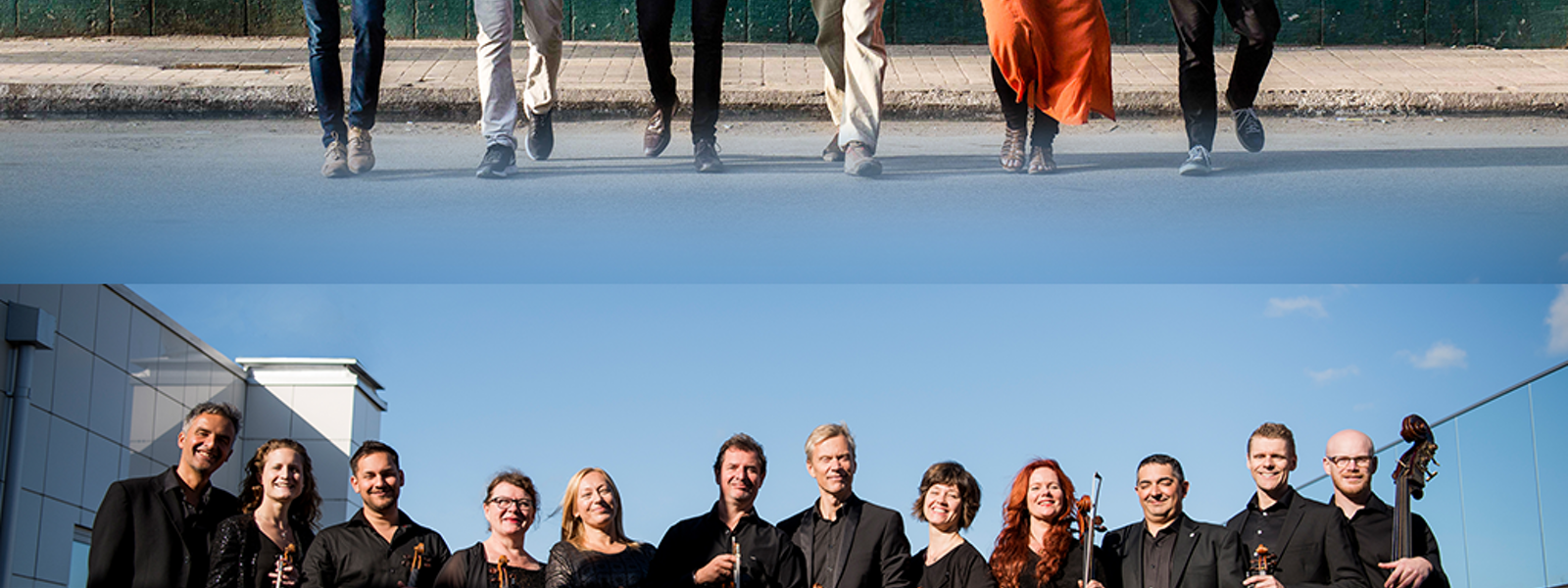 Bild - Musica Vitae möter Tarabband