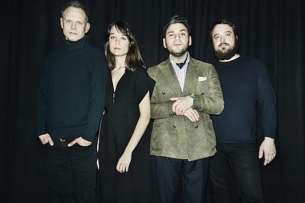 Bild - Daniel Boyacioglu & Landæus Trio