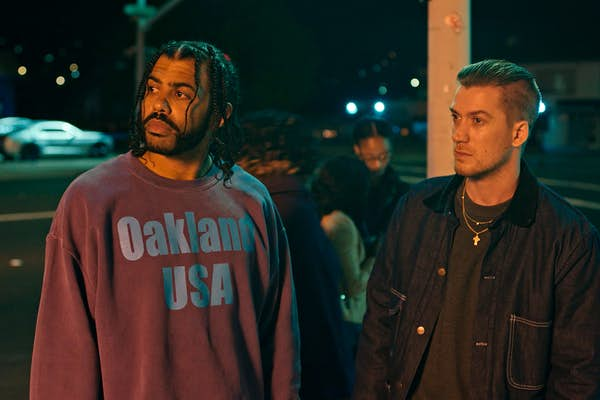 Bild - Blindspotting
