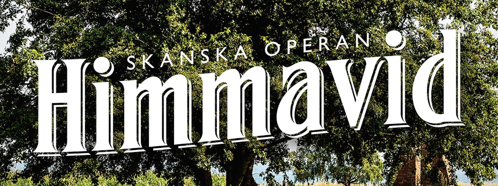 Bild - Skånska Operan himmavid