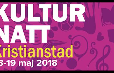 Bild - Kulturnatt Kristianstad 2018