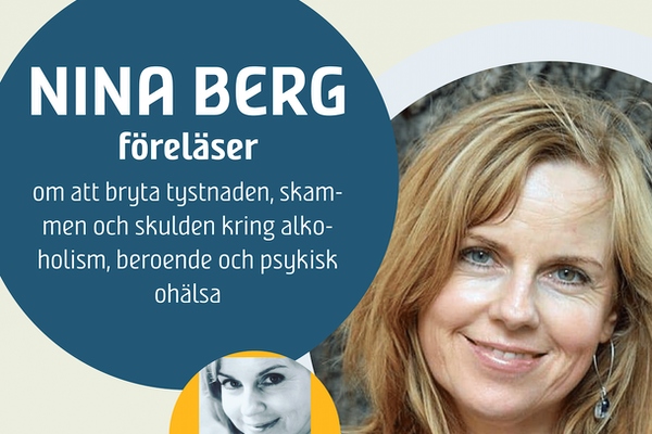 Bild - Föreläsning med Nina Berg