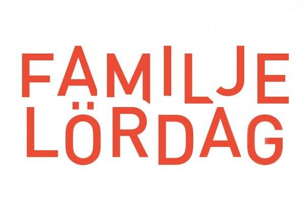 Bild - Familjelördag på Kulturkvarteret! Tema: Stopp min kropp!