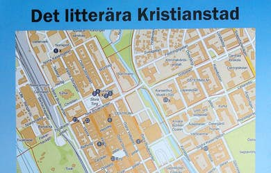 Bild - Gustafs Hellströms Kristianstad