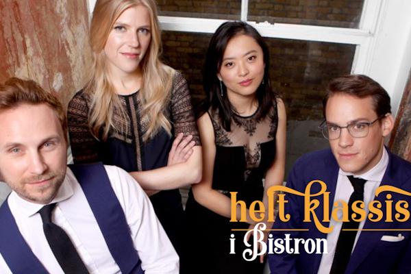 Bild - HELT KLASSISKT! Doric String Quartet
