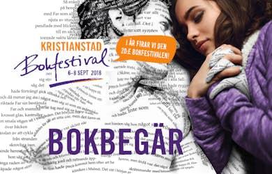 Bild - Kristianstad bokfestival 2018
