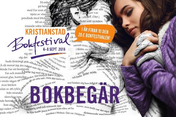 Bild - Kristianstad bokfestival 2019