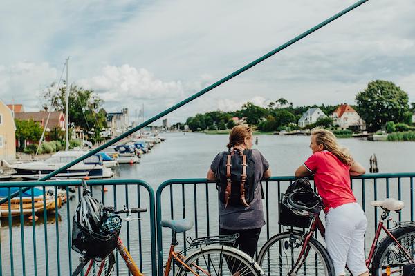 Bild - Cykling till Åhus med guide