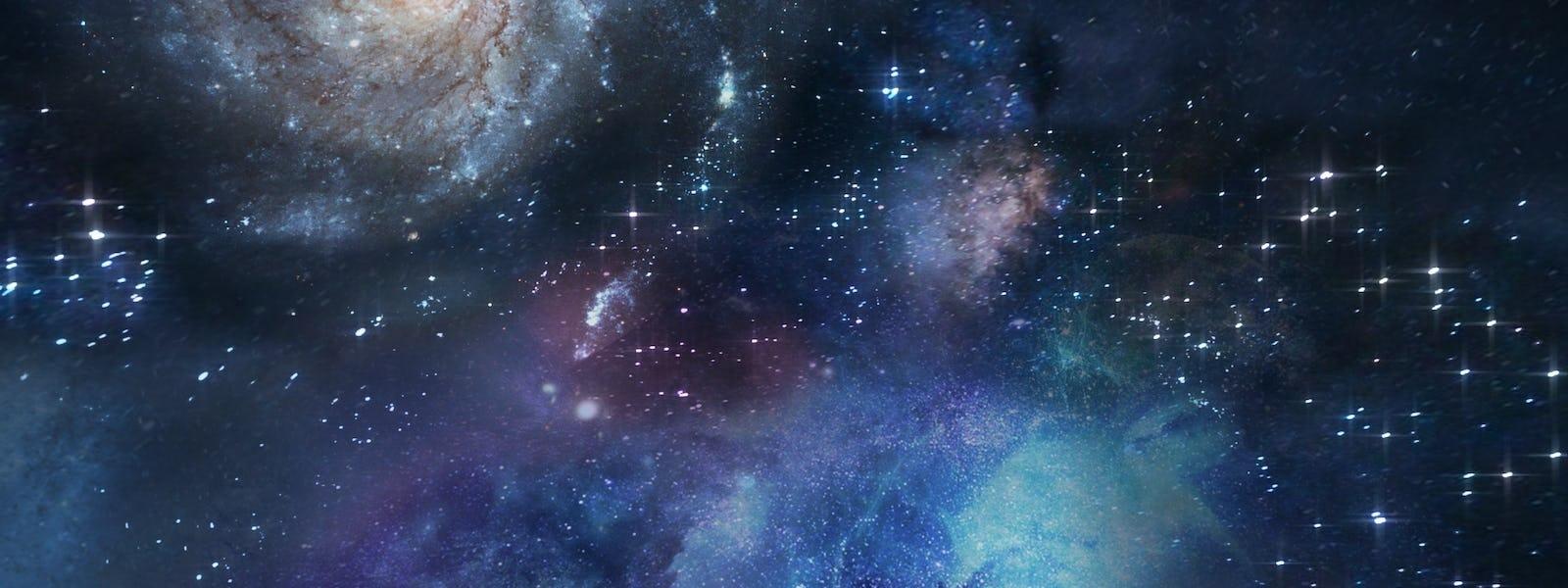 Bild - Res ut i rymden!