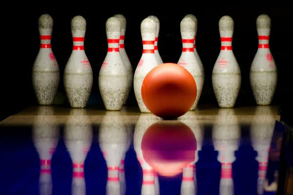Bild - Bowling