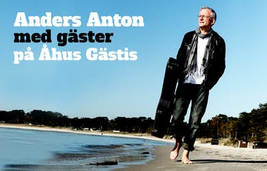 Bild - Anders Anton med gäster på Åhus Gästis!