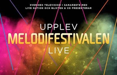Bild - Melodifestivalen - Genrep