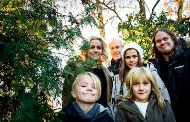 Bild - Jul med Sigfridssons