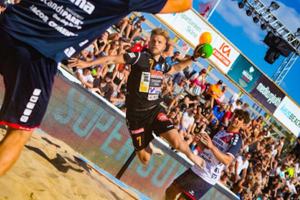 Bild - Åhus Beachhandboll Festival 2019