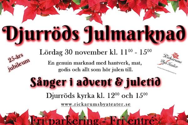 Bild - Djurröds Julmarknad